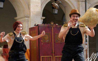 Teatro gestual y clown: Oníricus