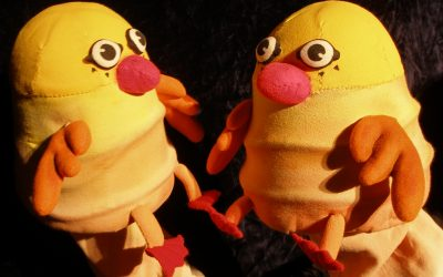 Teatro de títeres: Patito… ¿patoso?