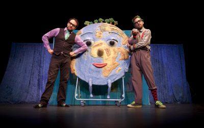 Teatro de títeres: Planeta Tierra