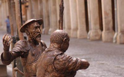 Alcalá, donde todo renace