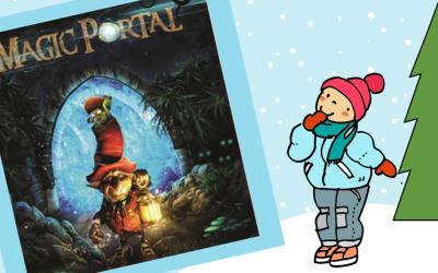 Magic Portal: aventura interactiva